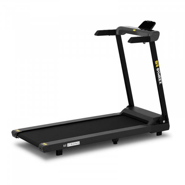 Laufband - klappbar - 1.200 W - 1,5 bis 10,2 km/h - 120 kg