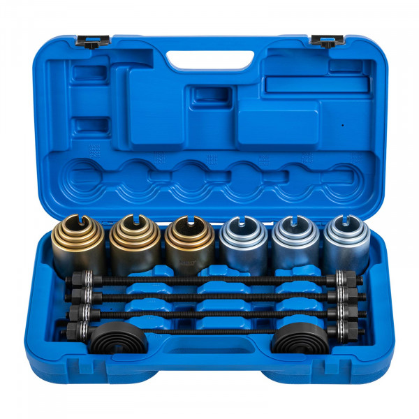 Press and Pull Sleeve Kit for Wheel Bearings and Suspension Bushings