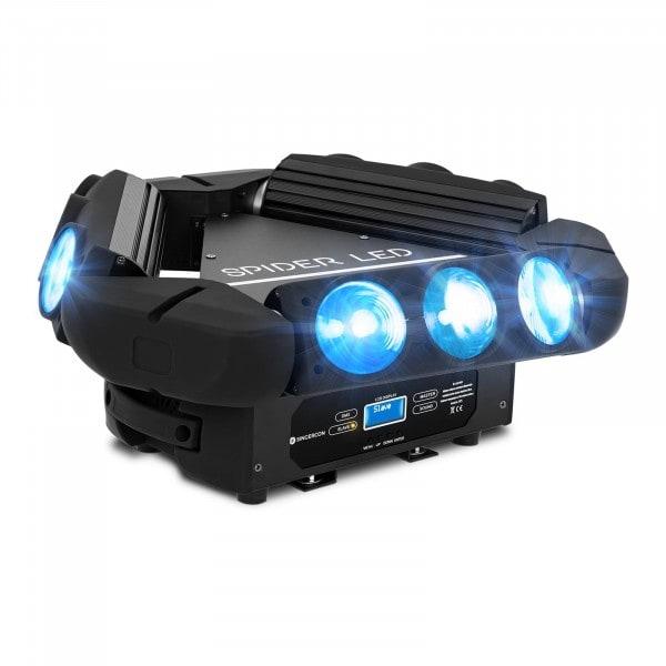 Spider LED Moving Head - 9 LEDs - 100 W