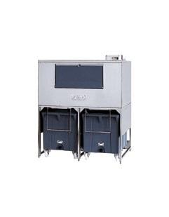 Speicher für Eiswürfelbereiter - Serie BIN - 1560x1330x1780mm