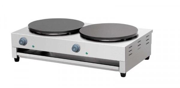 Crêpes-Eisen - 860x485x235mm