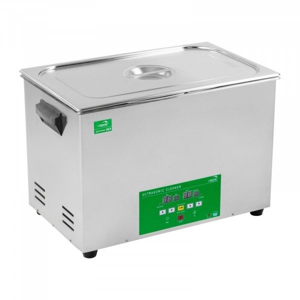 Nettoyeur à ultrasons - 28 litres - Memory Quick