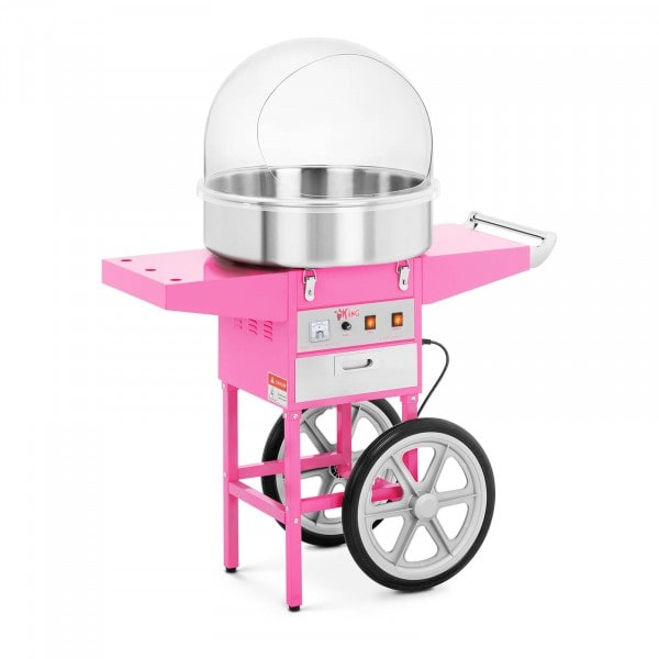 Cotton candy machine set - 52 cm - 1,200 W