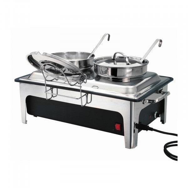 Bartscher Suppenstation - 2x 4 Liter