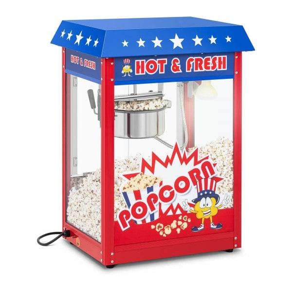 Popcornmaschine USA