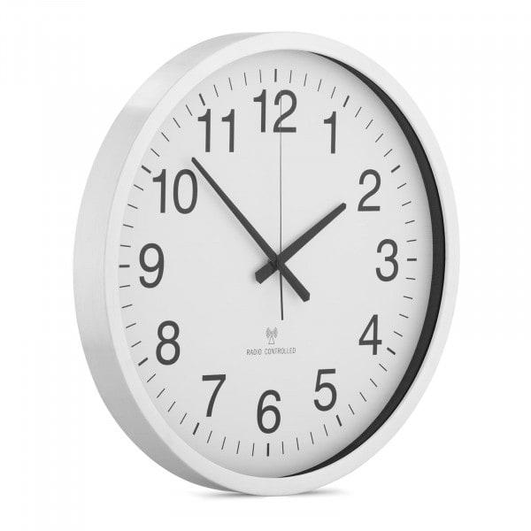 Occasion Grande horloge murale radiopilotée - 50 cm