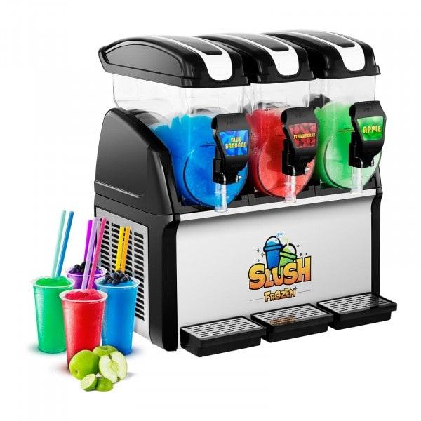 Slush-Maschine - 3 x 15 Liter