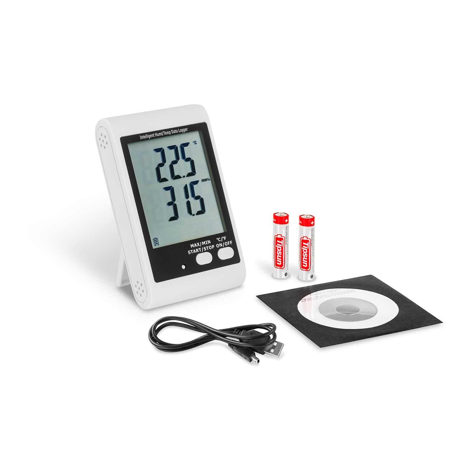 Temperature Data Logger