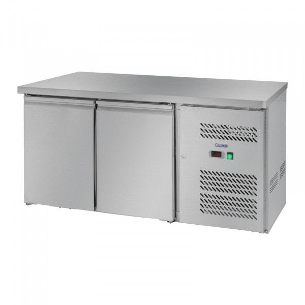 Kühltisch - 228 L - 2 Türen