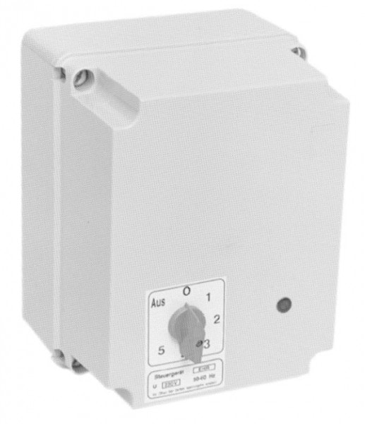 Drehzahlregler - 260x210x170mm