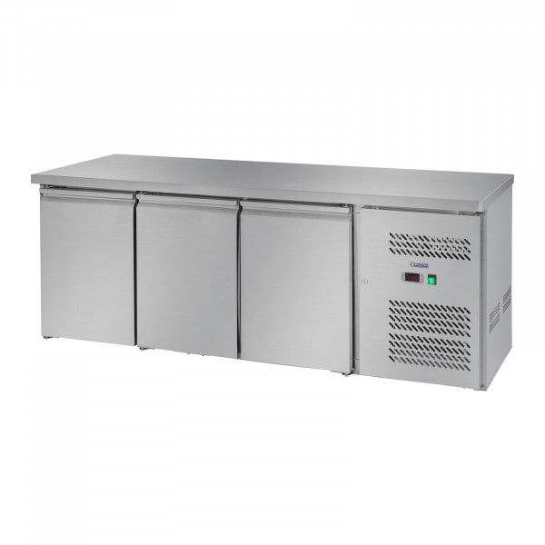 Worktop Fridge - 339 L - 3 Doors