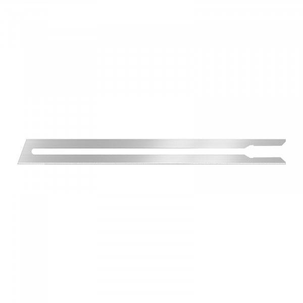 Isoporskjærer-blad - Rett - 15 cm