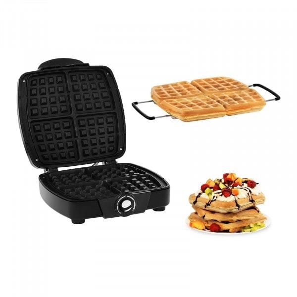 Artigos usados Máquina de waffles - 1200W
