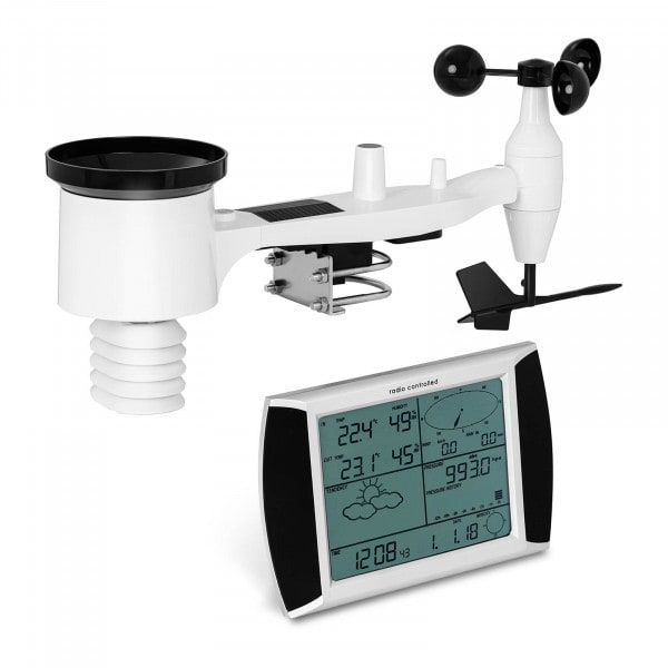 Factory seconds Wireless Weather Station - touch display - USB