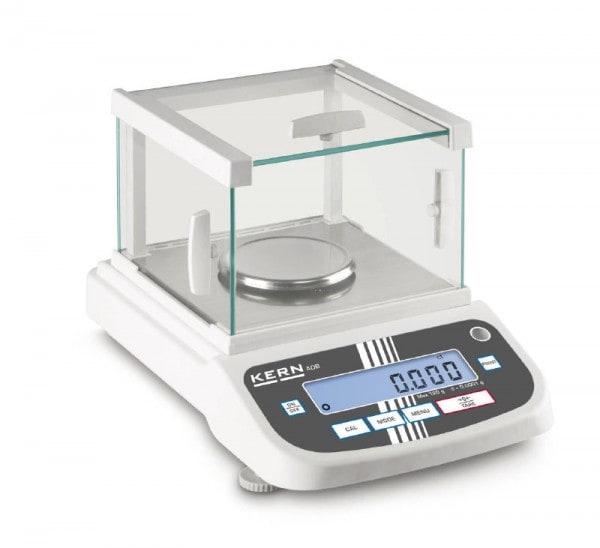 KERN Analysenwaage Max 120 g / 0,1 mg