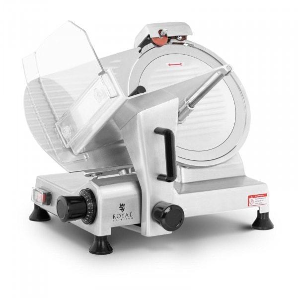 Affettatrice professionale elettrica - Ø 300 mm - 250 W - fino a 15 mm