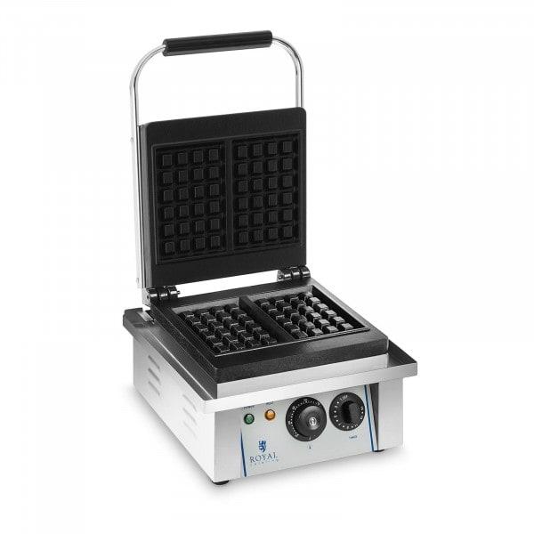 Artigos usados Máquina de Waffles - 1 x 2000 watts - retangular - 2.0
