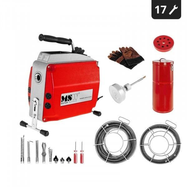 Drain Cleaning Machine 570 Watt 400 rpm Ø 20 - 150 mm