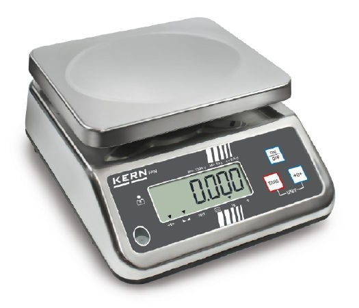 KERN Tischwaage 0,0005 kg : 1,5 kg