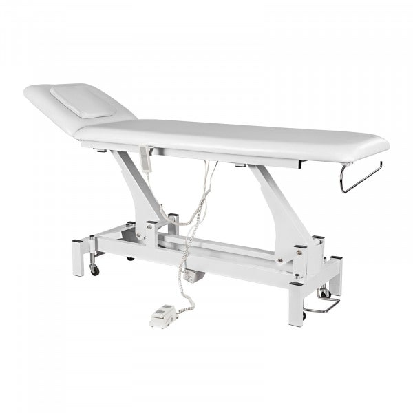 Comfortable Massage Bench RELAXO | White