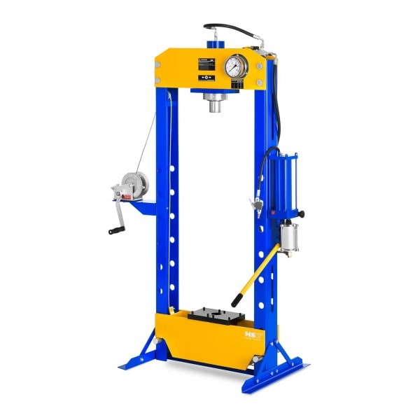 Hydro Pneumatic Workshop Press - Up to 50 Tons
