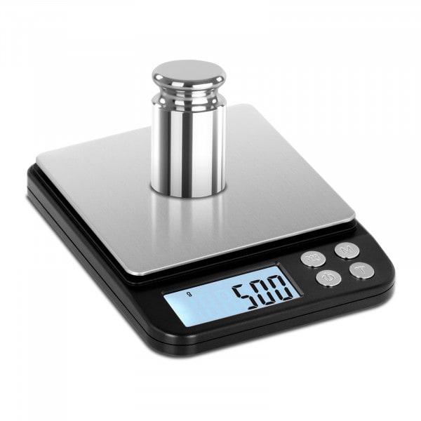 Digital bordvekt – 500 g / 0,01 g
