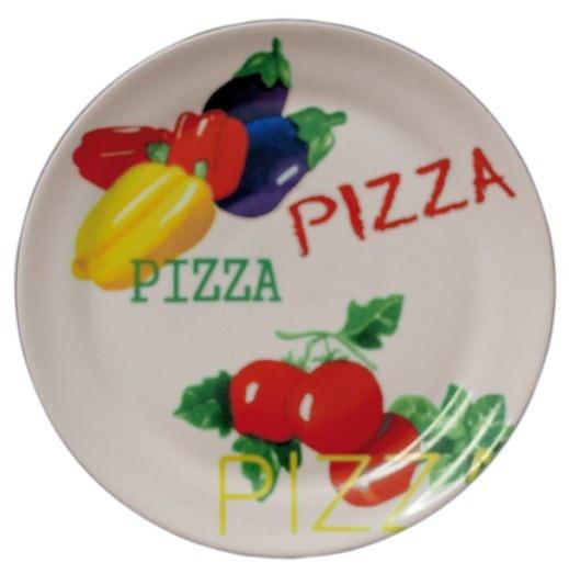 Pizzateller - aus robustem Porzellan - Abmessungen