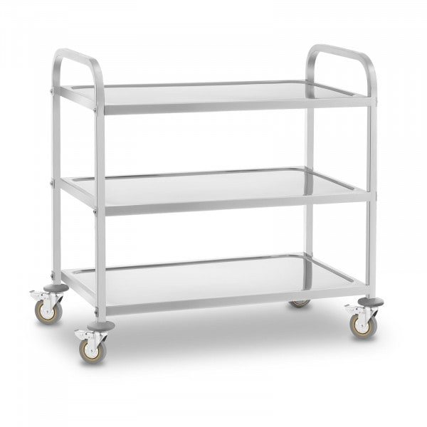 Serving Trolley - 3 shelves - up to 480 kg