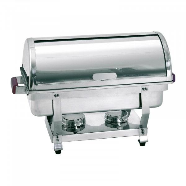 Bartscher Chafing Dish - 1/1 GN - T65 - Rolltop