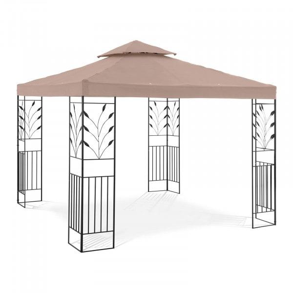 Brugt Telt-pavillon - 3 x 3 m - 180 g/m² - beige