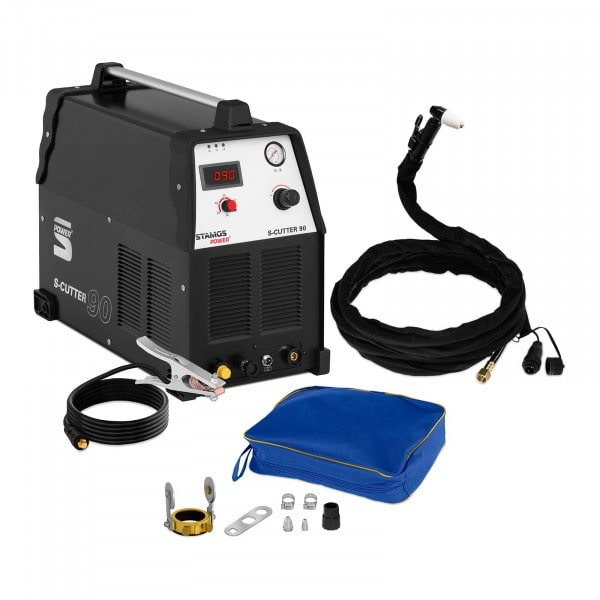 B-varer Plasma Cutter - 90 A - 400 V - Pilot Ignition