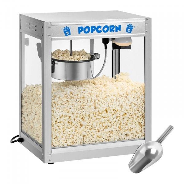 B-varer Popcornmaskin - Rustfritt stål