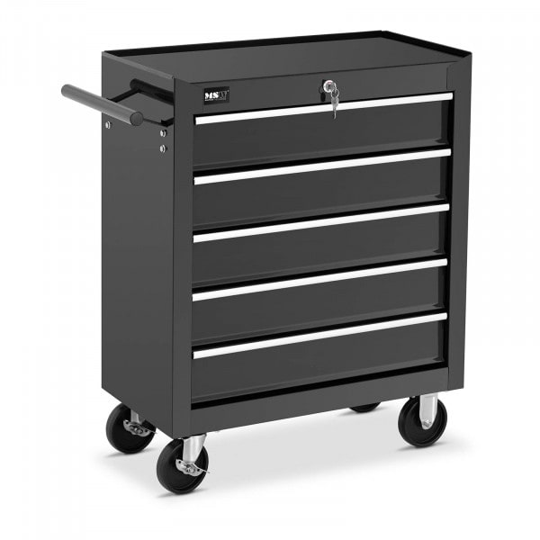Tool Trolley - 5 Drawers - up to 50 kg - Lockable