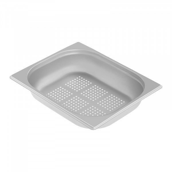 Gastronorm Tray - 1/2 - 65 mm - Perforated