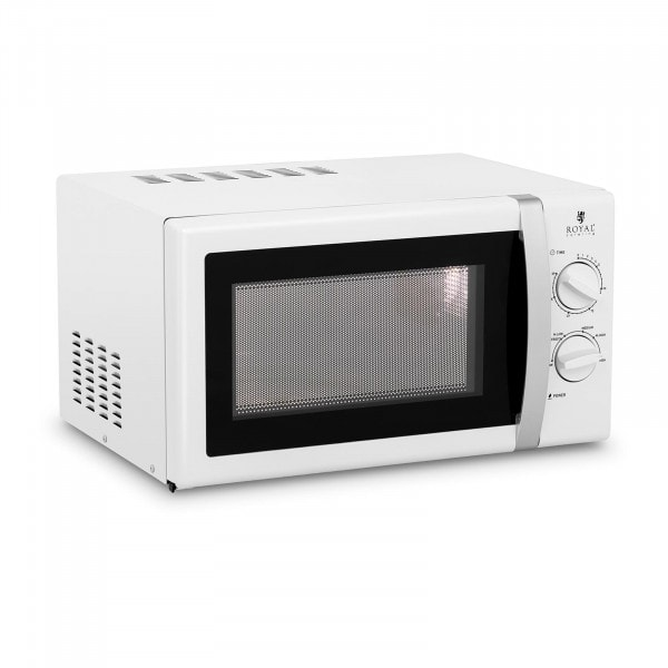 Mikrowelle - 20 L - 900 W - weiß
