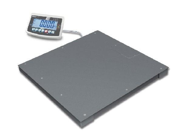 KERN Balanza de suelo Max 3000 kg / 1000 g