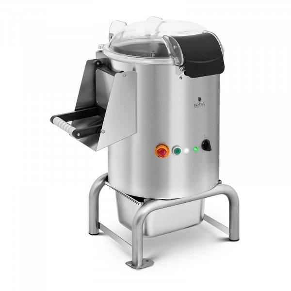 Kartoffelschälmaschine - 12 L - Timer - bis zu 100 kg/h