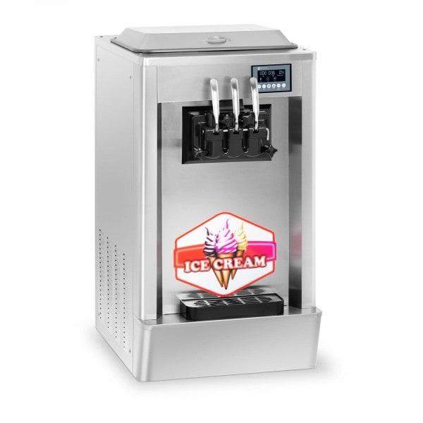 Occasion Machine à glace italienne - 1 870 W - 2 x 8,5 l - 20 l/h