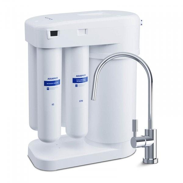 Sistema de osmose inversa - mineralização - filtros