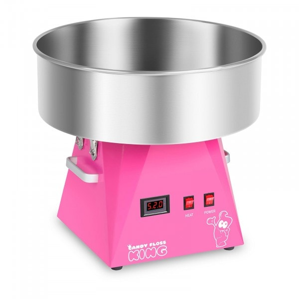 Factory seconds Candy Floss Machine - 52 cm - pink