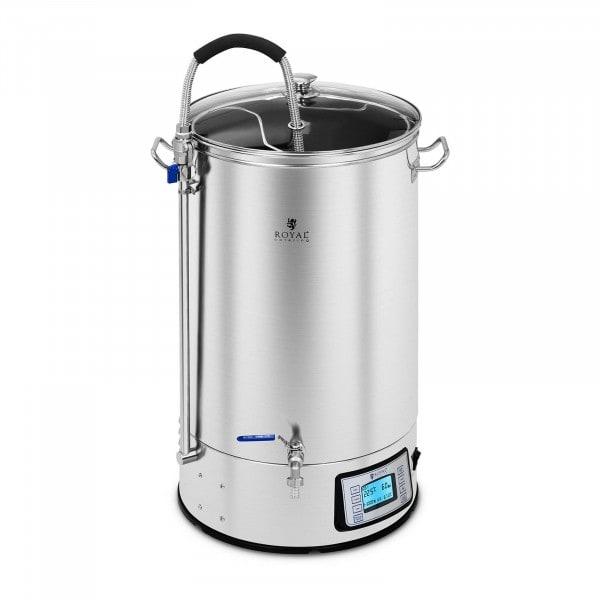 Kotel na vaření piva - 60 l - 3 000 W