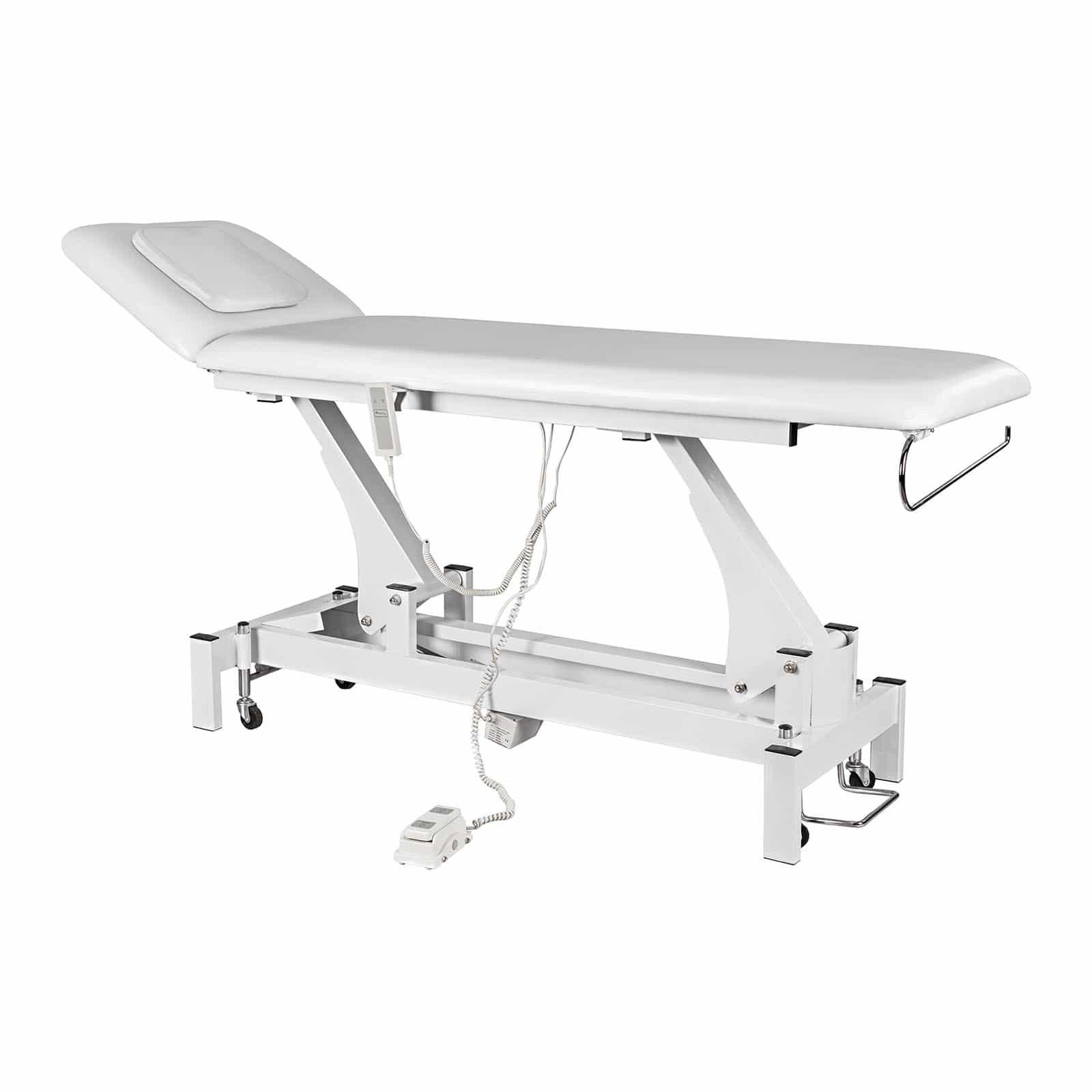 Elektryczne łóżko do masażu Physa Relaxo białe