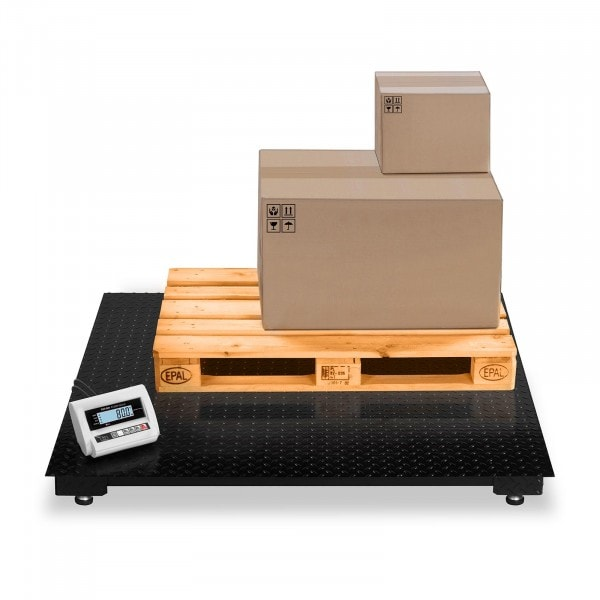 Seconda Mano Bilancia da pavimento - 5 t / 2 kg - LCD