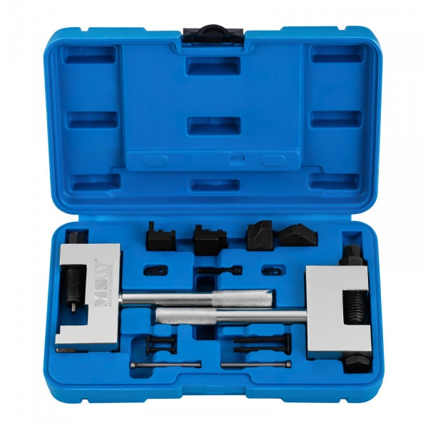 Timing Chain Riveting Tool - Mercedes - Jeep - Chrysler - 13 pcs.