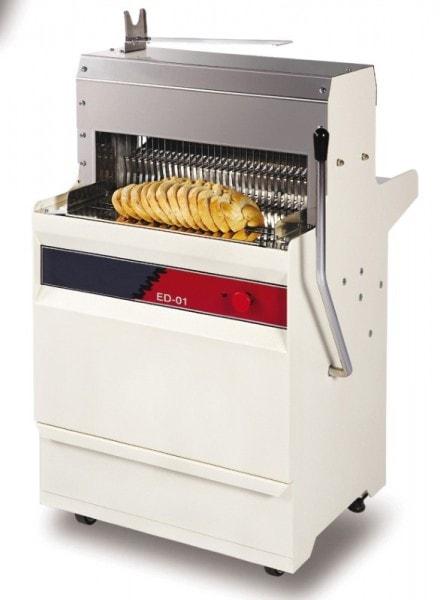 Brotschneidemaschine - 650 x 720 x 1100 mm