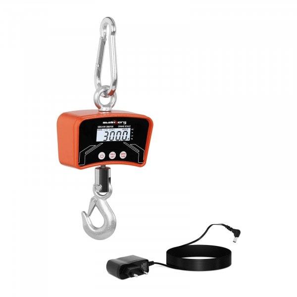 Koukkuvaaka - 300 kg / 100 g