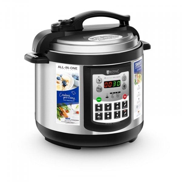 Multicooker - 4 liter - 800 W