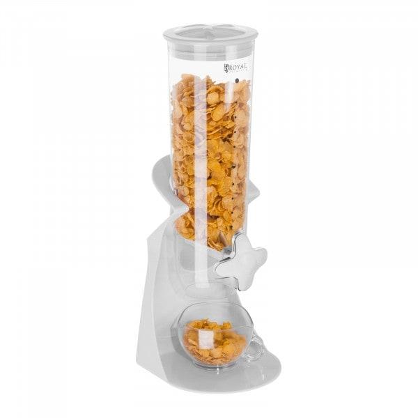 Dispensador de cereais 1,5 L - 1 recipiente