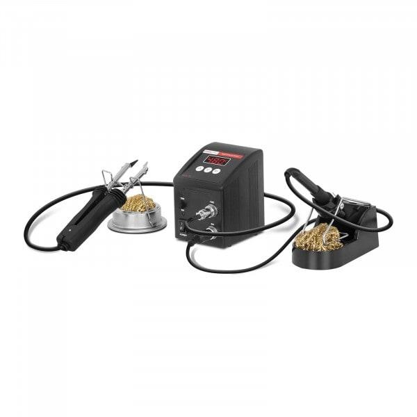 Station de soudage numérique - CMS - 80 W - LED