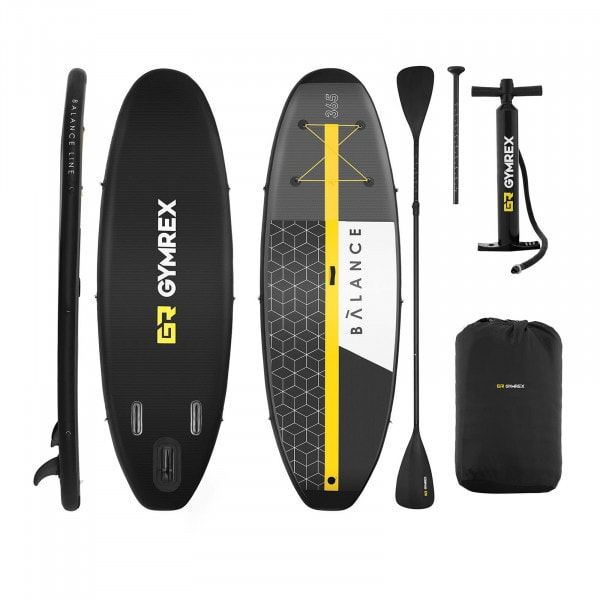 Inflatable SUP Board - 230 kg - 365 x 110 x 15 cm